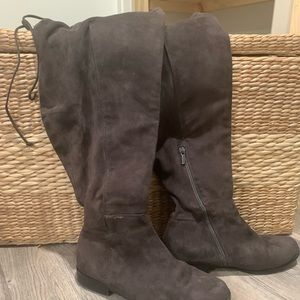 Lane Bryant Wide Calf over the knee Boots